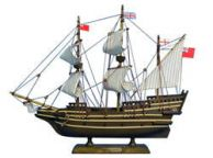 Wooden Mayflower Tall Model Ship 14\