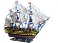 HMS Victory Limited Tall Model Ship 38\