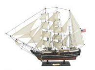 Wooden Moby Dick - Pequod Model Whaling Boat 24