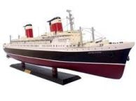 SS United States Limited Model Cruise Ship 40