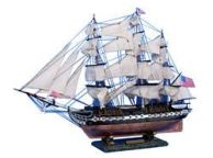 USS Constitution Tall Model Ship 30\