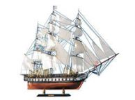 USS Constitution Limited Tall Model Ship 20\