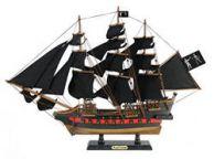 Wooden Black Barts Royal Fortune Black Sails Limited Model Pirate Ship 26