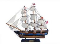 Wooden HMS Endeavour Tall Model Ship 20