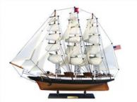 Wooden Flying Cloud Tall Model Clipper Ship 30