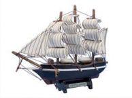 Wooden Cutty Sark Tall Model Clipper Ship 7