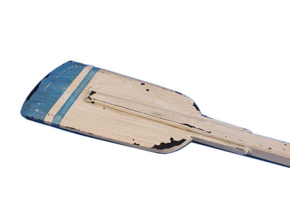 Buy Wooden Huxley Decorative Squared Rowing Boat Oar 50in ...