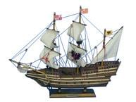 Wooden Mel Fishers Atocha Model Ship 14