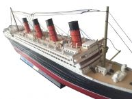 RMS Mauretania Limited Model Cruise Ship 30
