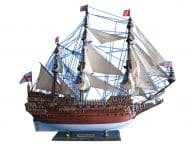 Sovereign of the Seas Limited Tall Model Ship 39