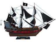 Captain Kidds Adventure Galley Limited Model Pirate Ship 24 - Black Sails