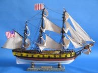 Wooden Rattlesnake Tall Model Ship Limited 30