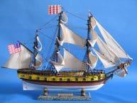 Wooden Rattlesnake Tall Model Ship Limited 30
