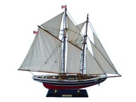 Wooden Bluenose Limited Model Sailboat 25