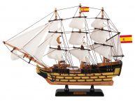 Santisima Trinidad Tall Ship Model 15