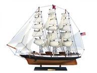 Wooden Flying Cloud Tall Model Clipper Ship 30